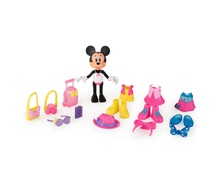 MINNIE Shopping Set & 12 Αξεσουάρ