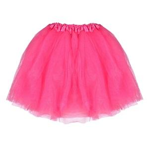 Φούστα Τούτου Φούξια Τούλι Glitter - One Size 4bdaedfca3c
