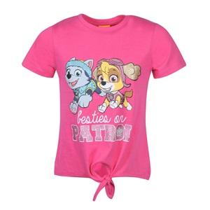 c7ef24f3eb Μπλουζάκι Παιδικό Φούξια BESTIES ON PATROL