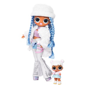 LOL SURPRISE O.M.G Fashion Dolls Winter Disco Giochi Preziosi