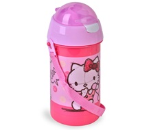 Παγούρι Pop Up HELLO KITTY 500 ml.