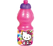 Παγούρι Fliptop HELLO KITTY 400 ml.