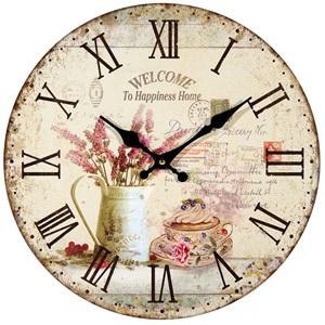 Ξύλινα Ρολόγια Τοίχου   Ρολόγια Σπιτιού  a255a195e18