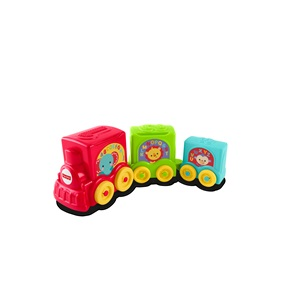 Fisher Price Τρενάκι-Πυραμίδα Stack & Roll