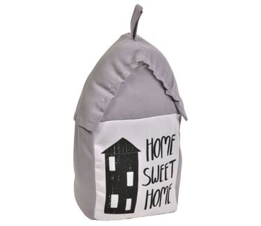 "Door Stopper ""Home Sweet Home"" 25x15"