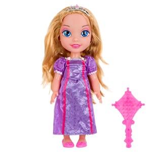d63b2f2f78f2 Κούκλα Πριγκίπισσα Μωβ Φόρεμα 39 εκ