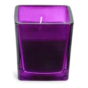 Sticlă de lumânare Cireș negru 420 gr.
