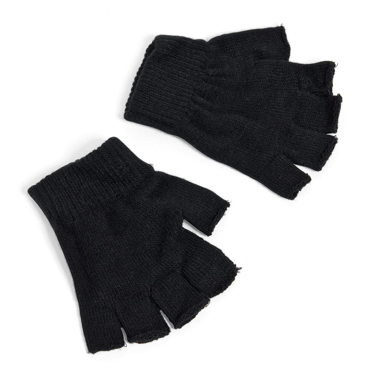 Γάντια Μαύρα Κοφτά   Γάντια Γυναικεία Κοφτά  92b601de6da