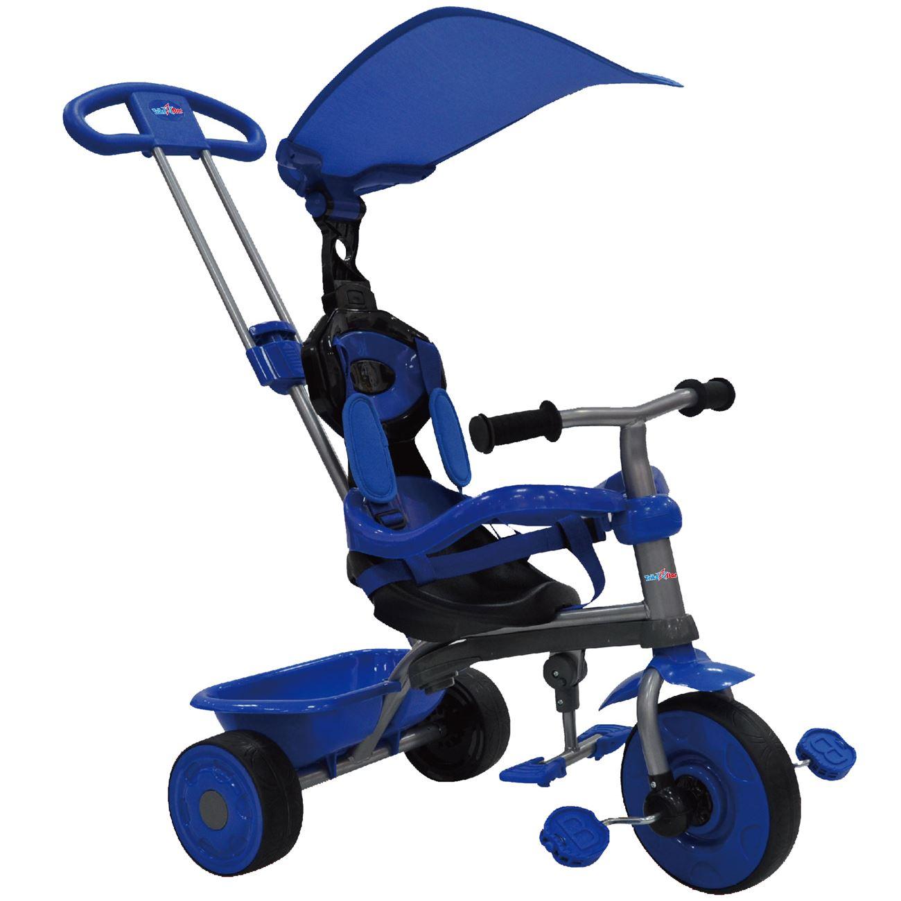 868c1d98b1 Ποδήλατο Τρίκυκλο Μεταλλικό 3σε1 Μπλε   Τρίκυκλα Ποδήλατα Βρεφικά ...