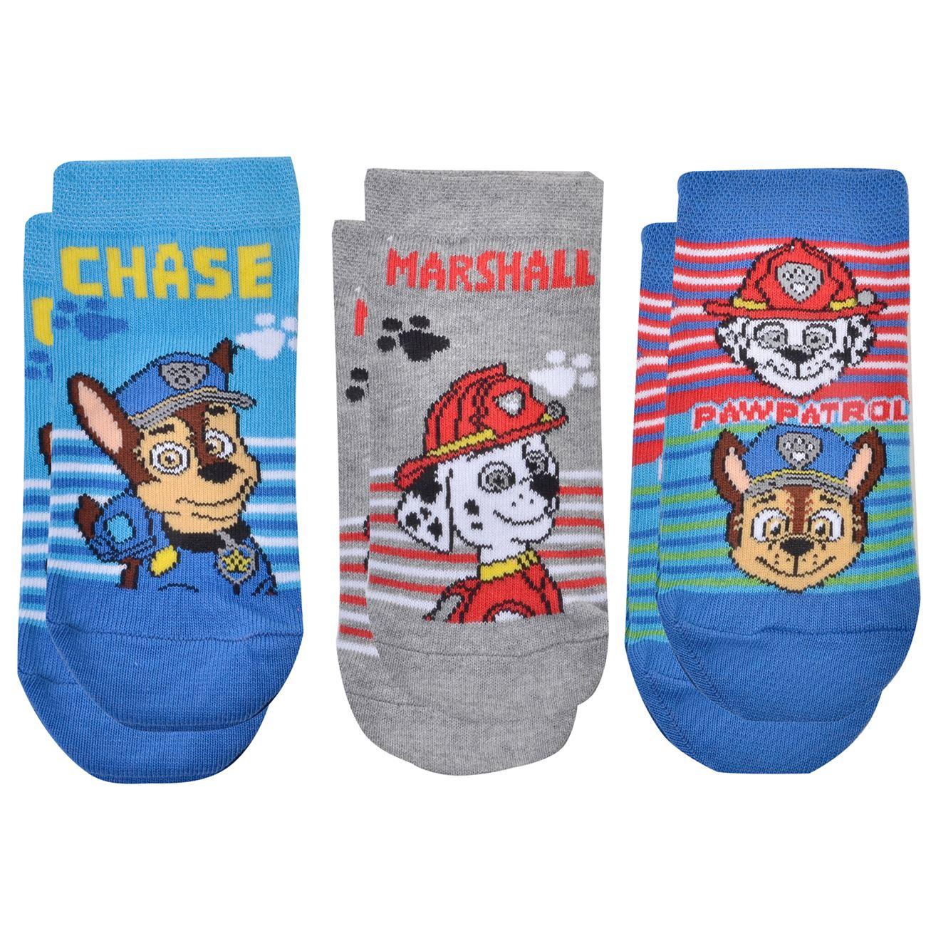 Κάλτσες Παιδικές Σοσόνια PAW PATROL - 3 ζευγ.   Κάλτσες Σοσόνια ... 3092702f55d