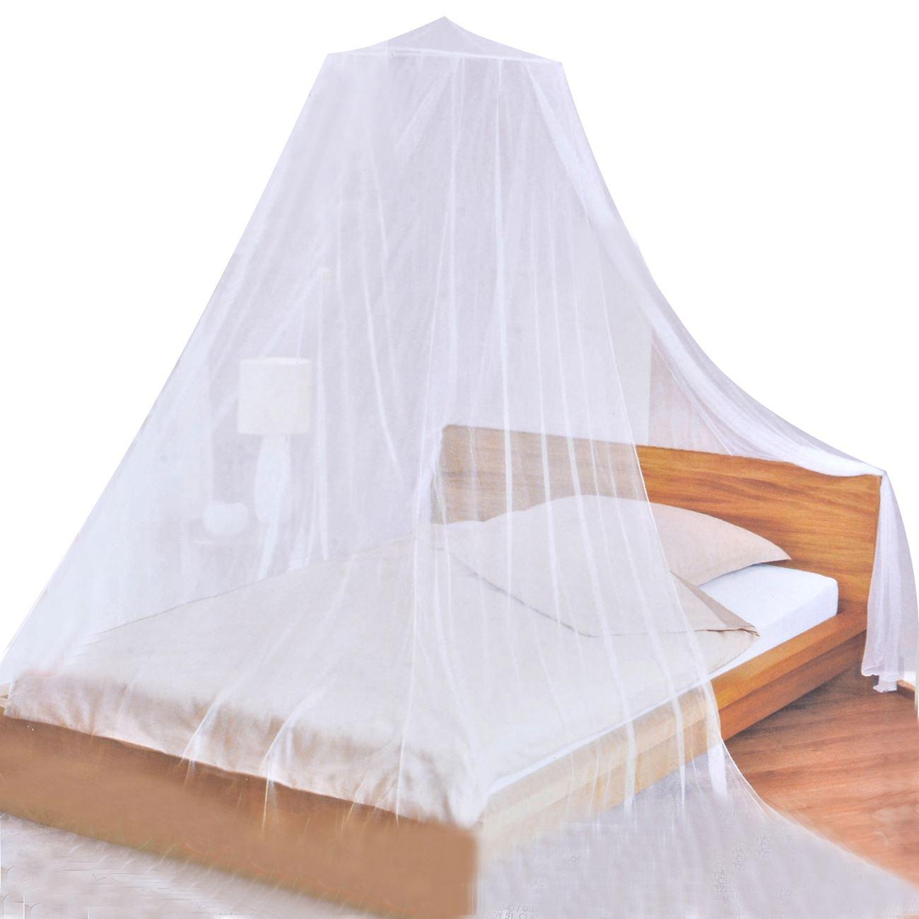 d524caeece6 Κουνουπιέρα Διπλού Κρεβατιού Οροφής Λευκή 2.5 m < Κουνουπιέρες Οροφής    Jumbo