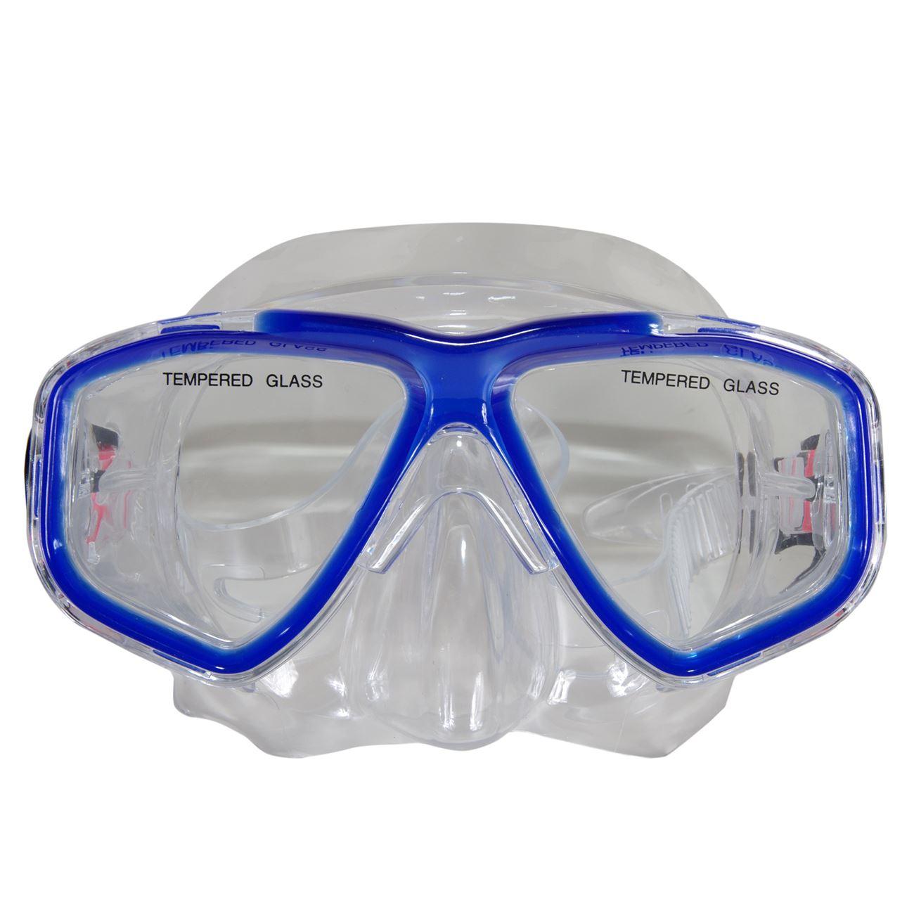 3c5c6ef957d Μάσκα Θαλάσσης Παιδική Μπλε