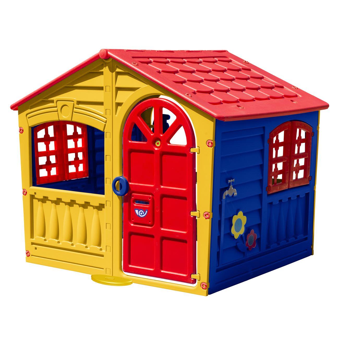 91a36924387a Σπίτι House of Fun PALPLAY 140x109x115   Σπιτάκια Διάφορα