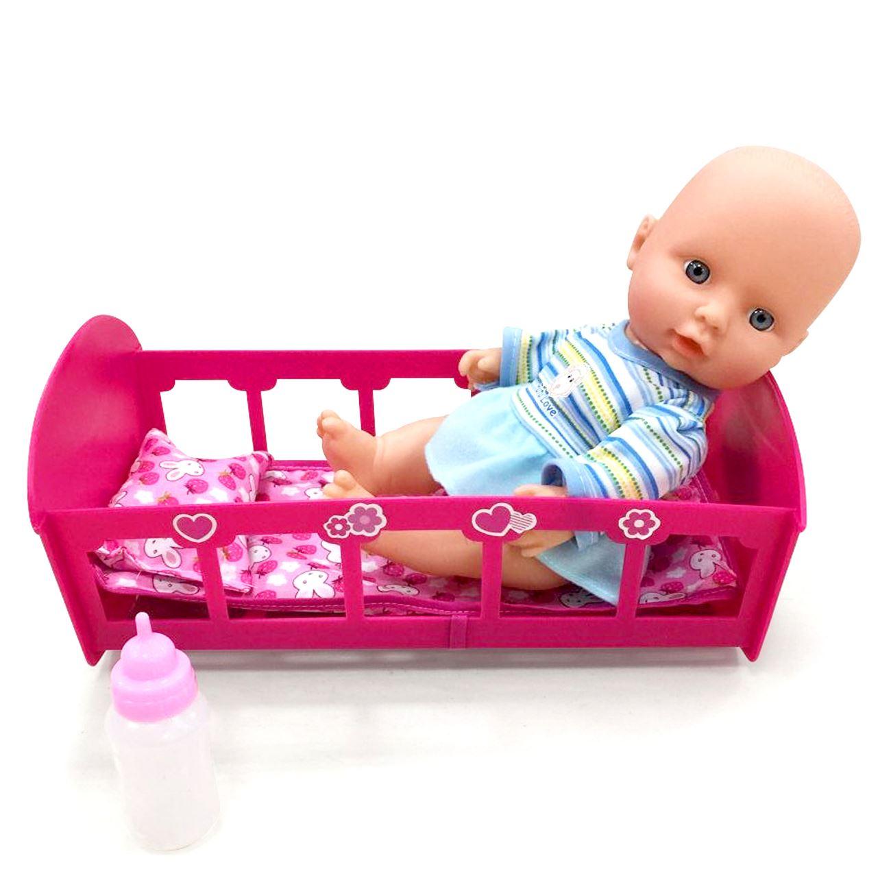 486aa5ce5d1 Μωρό Μπαταρίας, Κρεβάτι & Αξεσουάρ 30 εκ. < Σετ Μωρά | Jumbo