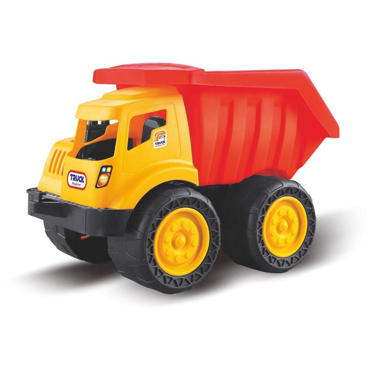 d731f463200 Δομικό Φορτηγό < Δομικά Οχήματα Προσχολικά   Jumbo