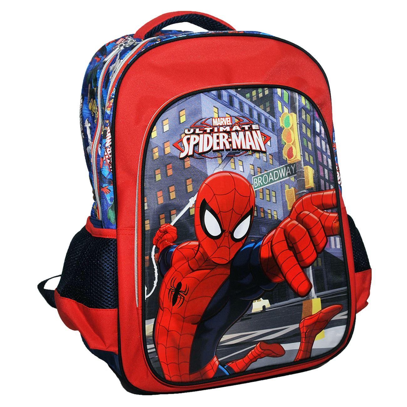 93da0e5529 Σχολική Τσάντα Δημοτικού SPIDERMAN   Τσάντες Δημοτικού για Αγόρια ...