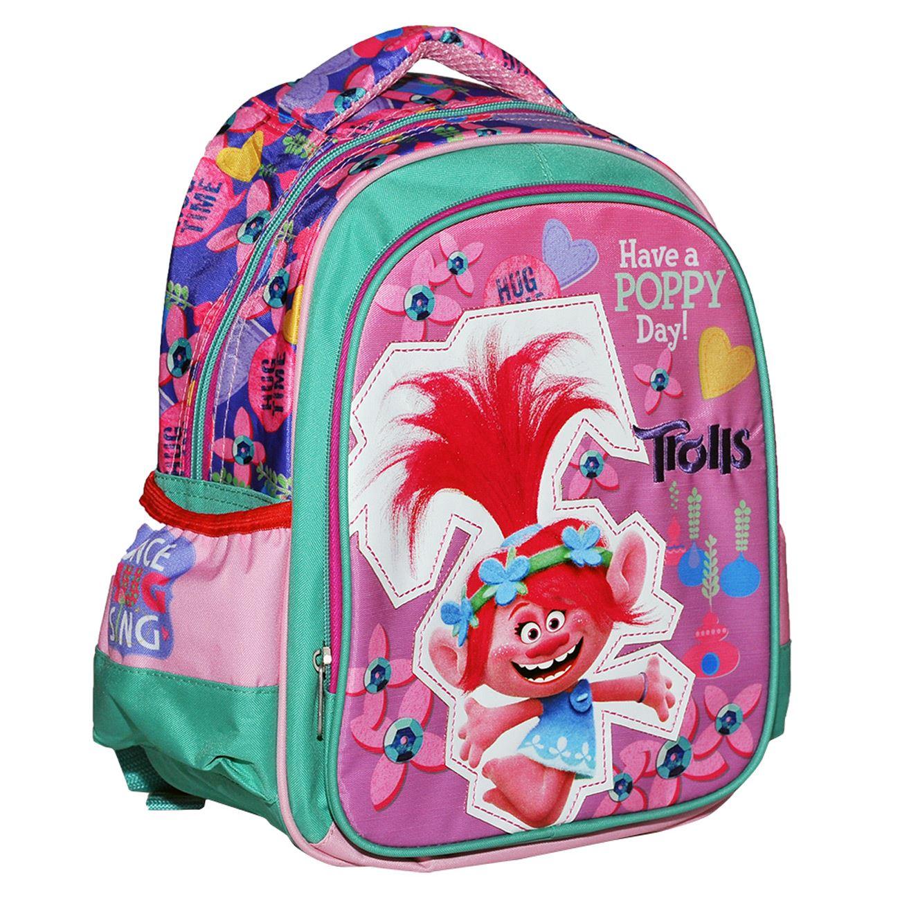 b6237c5f28 Σχολική Τσάντα Νηπιαγωγείου TROLLS   Trolls