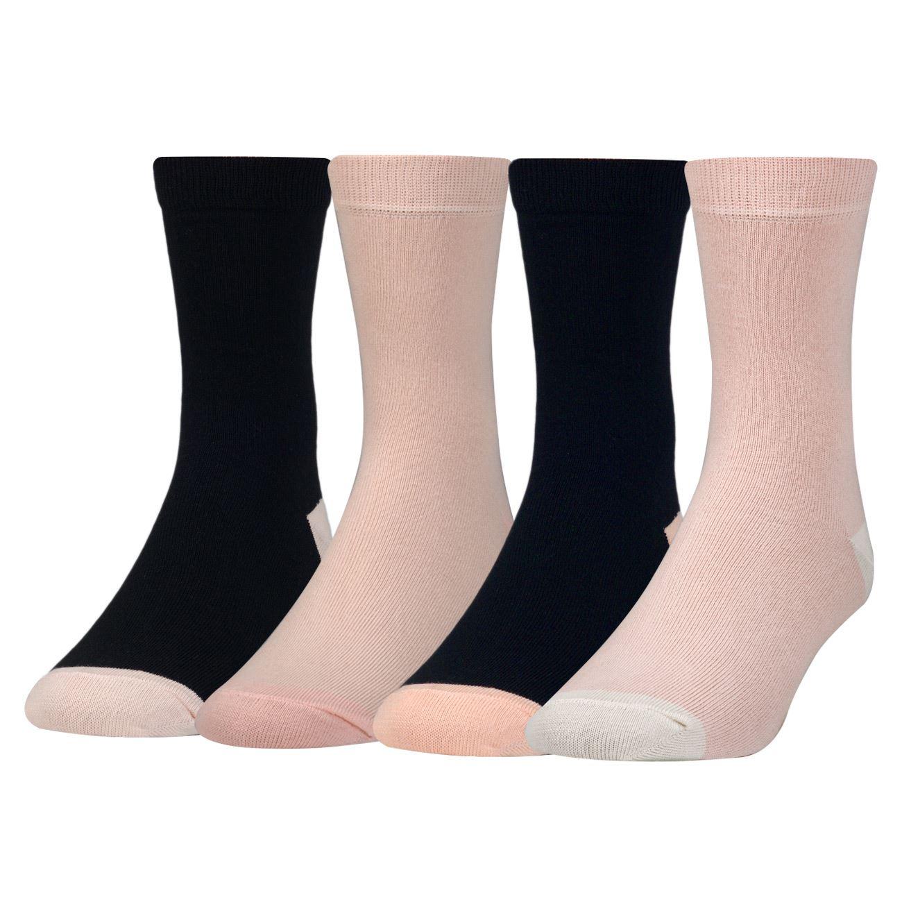 Κάλτσες Γυναικείες - 4 ζευγ.   Κάλτσες Γυναικείες Πακέτο Μονόχρωμες ... 47600a3660e