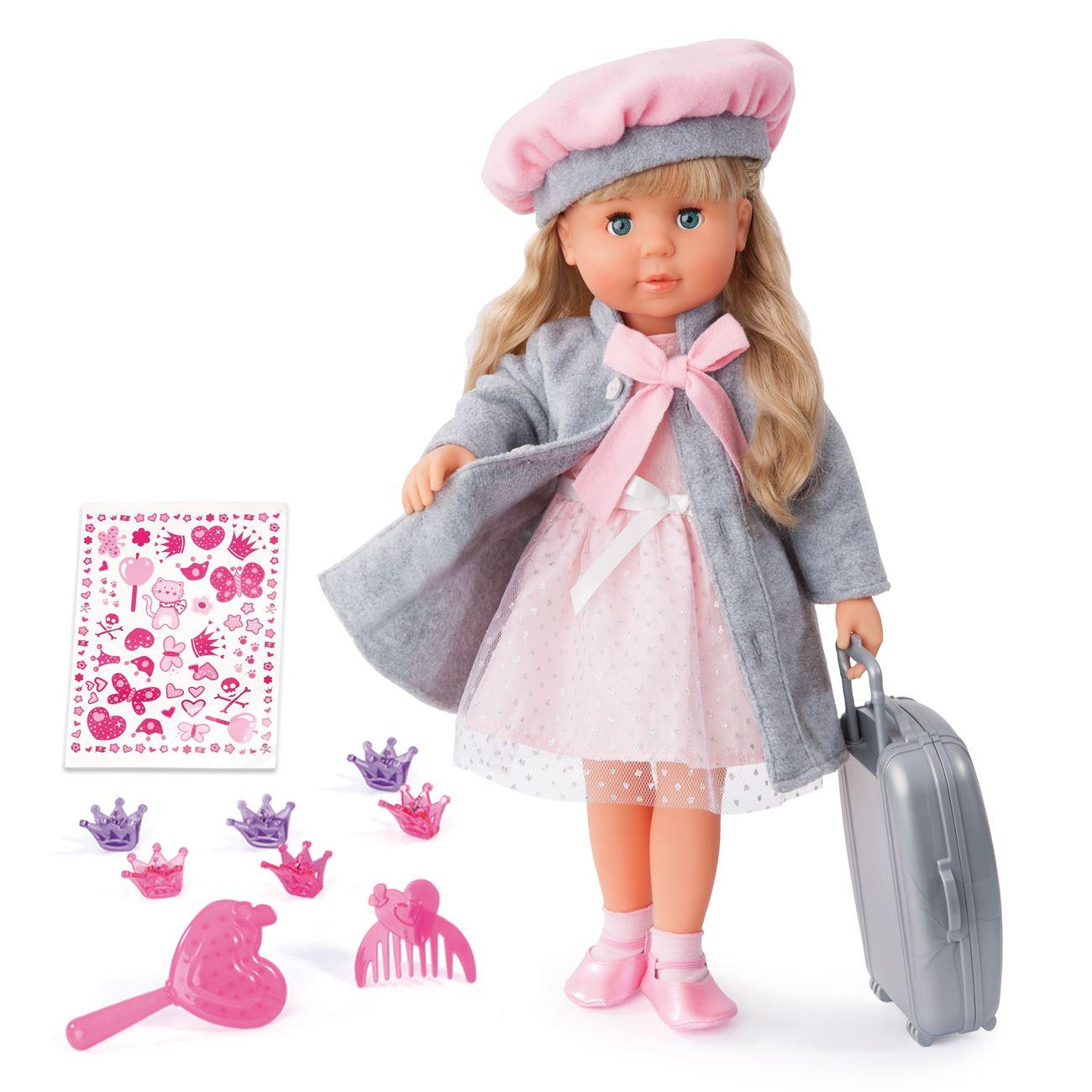 f2c8bbaa2efd Άννα Διαδραστική Κούκλα 46 εκ. (Μιλάει Ελληνικά)   Κούκλες Μπαταρίας ...