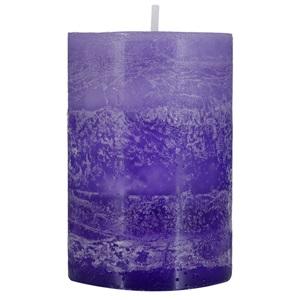 Lumânare Colonna Lavender Purple 5x7.5