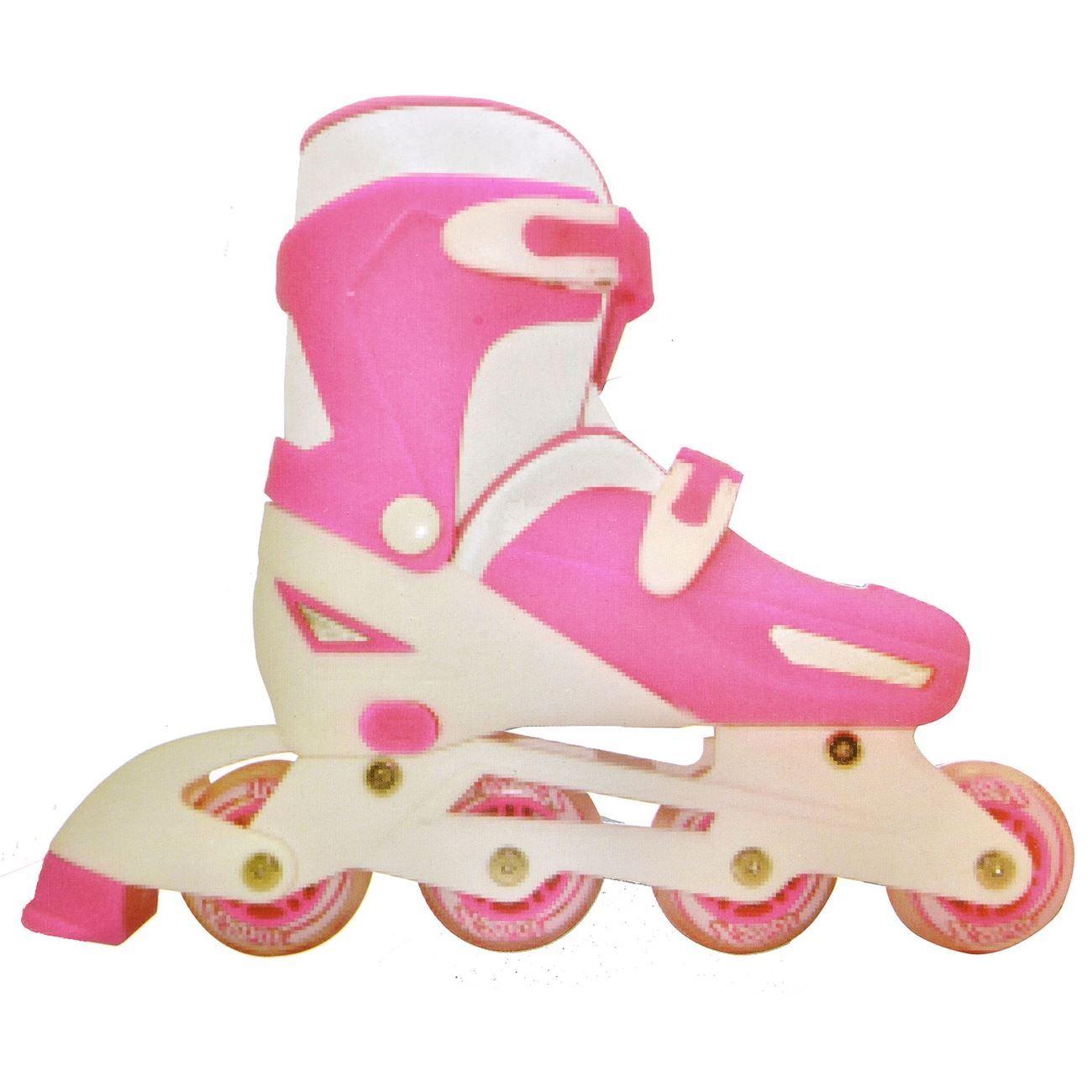 Inline Skates Παιδικά Ροζ   Πατίνια-Rollers  f4b32dfc734