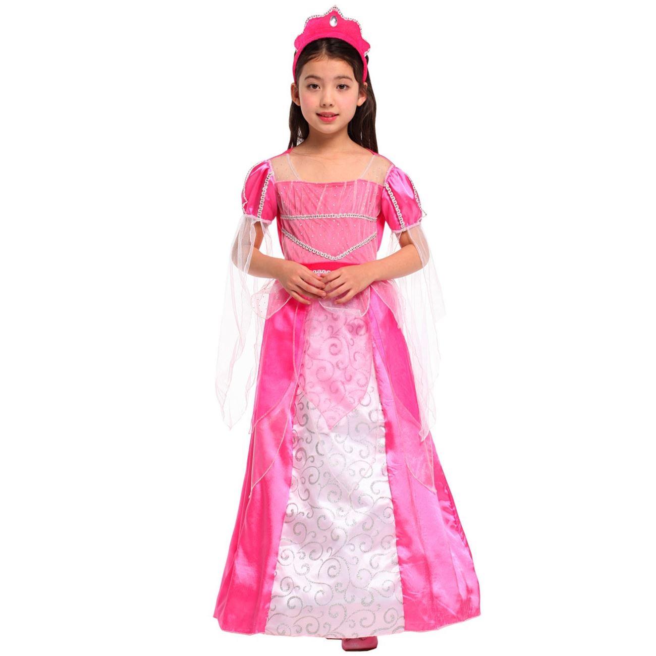 d09ab910861 Αποκριάτικη Στολή Πριγκίπισσα Ροζ Φόρεμα < Στολές Παιδικές Πριγκίπισσες |  Jumbo