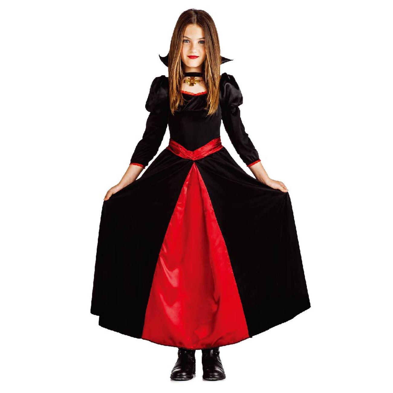 e52470279f5 Αποκριάτικη Στολή Κορίτσι Βρικόλακας (Μακρύ Φόρεμα) < Στoλές Διαφόρων  Χαρακτήρων | Jumbo