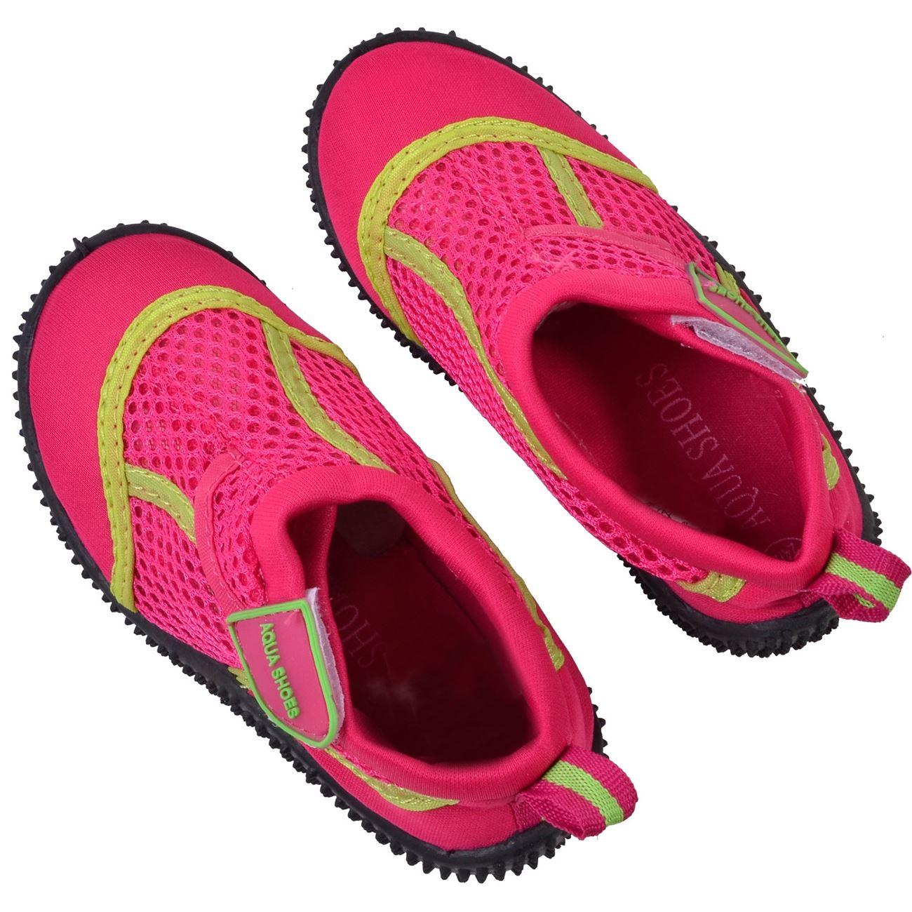 Παπούτσια Θαλάσσης Φούξια Λαχανί   Παπούτσι Θαλάσσης Preschool για ... b5d77504f2a