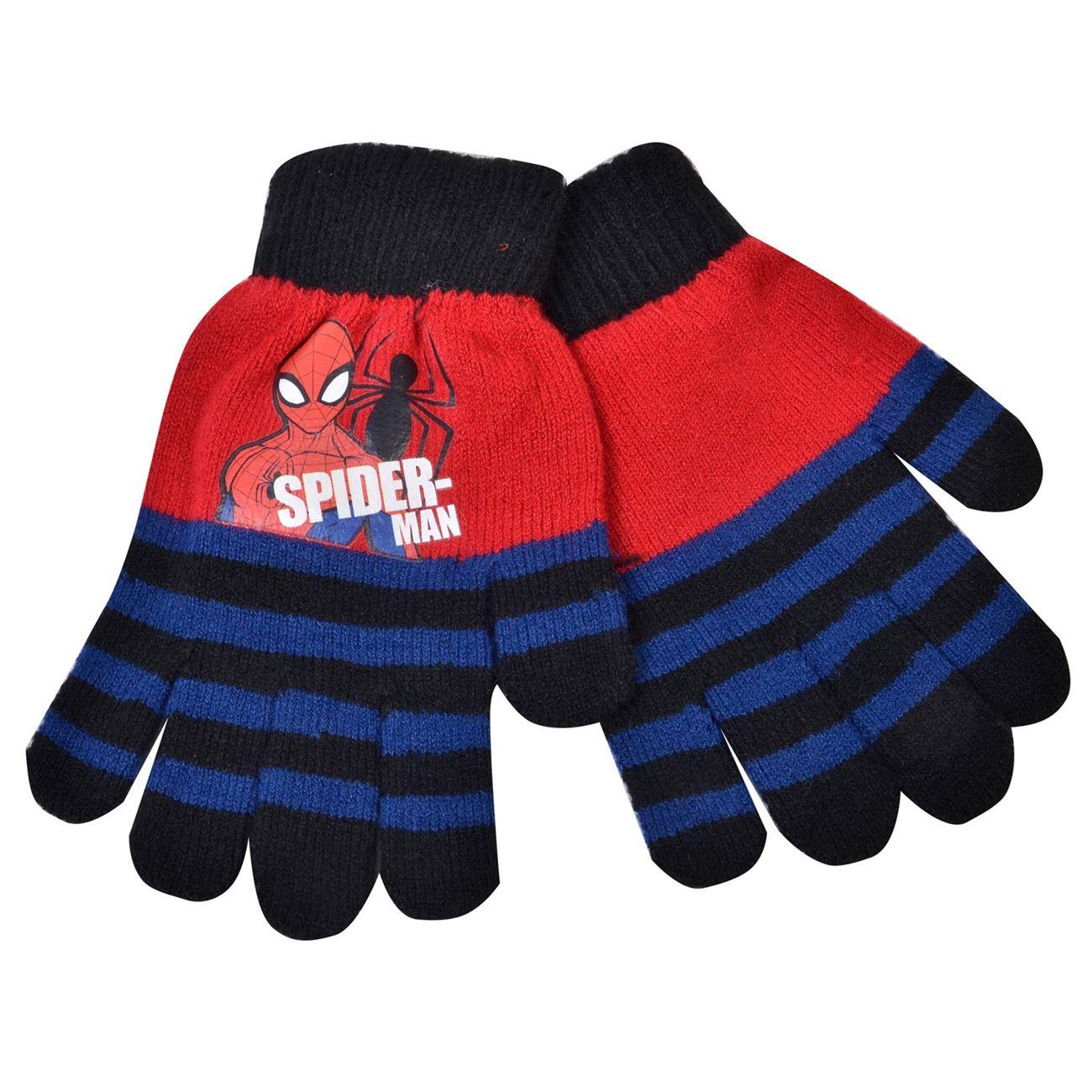 5e11eec6885 Παιδικά Γάντια Μπλε Κόκκινο SPIDERMAN < Γάντια Παιδικά για Αγόρια ετών 6-10  | Jumbo