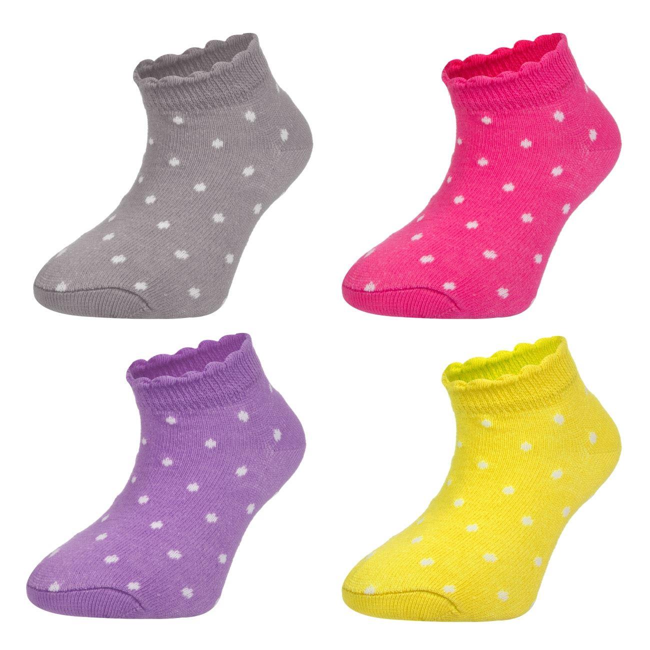 Κάλτσες Παιδικές Σοσόνια - 4 τμχ.   Κάλτσες Σοσόνια Κορίτσι Πακέτα ... 6067b83f44c