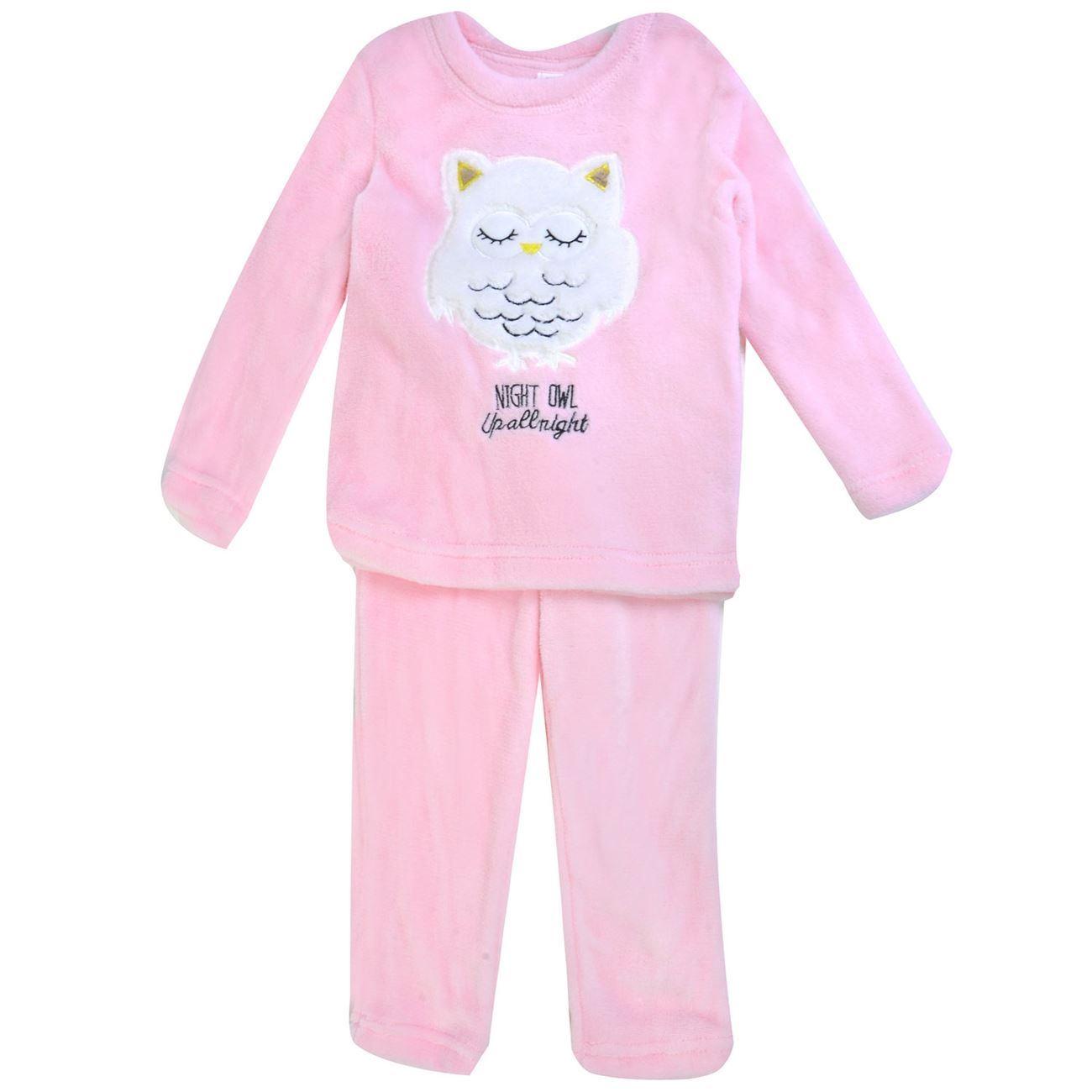 Πυτζάμες Παιδικές Fleece Κουκουβάγια   Πυτζάμες Παιδικές Fleece ... eae6dc3afdb