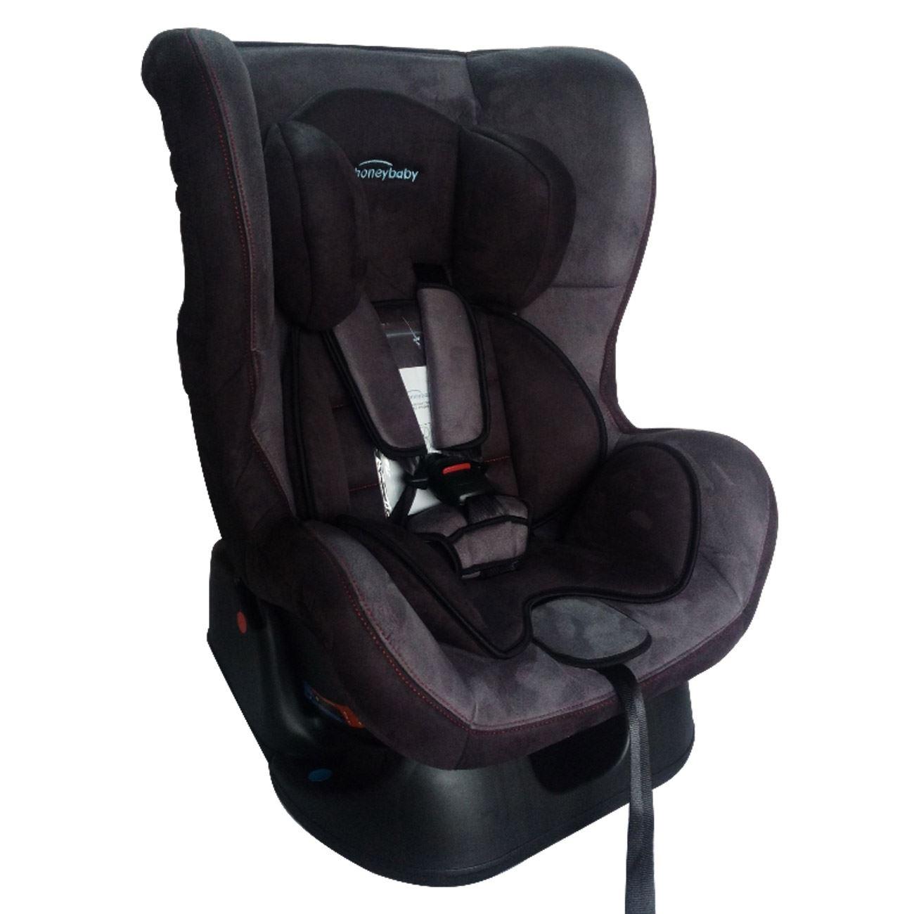 Παιδικό Κάθισμα Αυτοκινήτου Μαύρο Γκρι   Καθίσματα 0-18 Κιλών  132d3f5425a