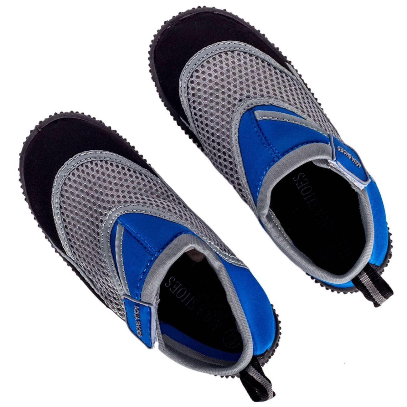 26a6c2a8a03 Παπούτσια Θαλάσσης Μπλε Γκρι < Παπούτσια Θαλάσσης Preschool για ...