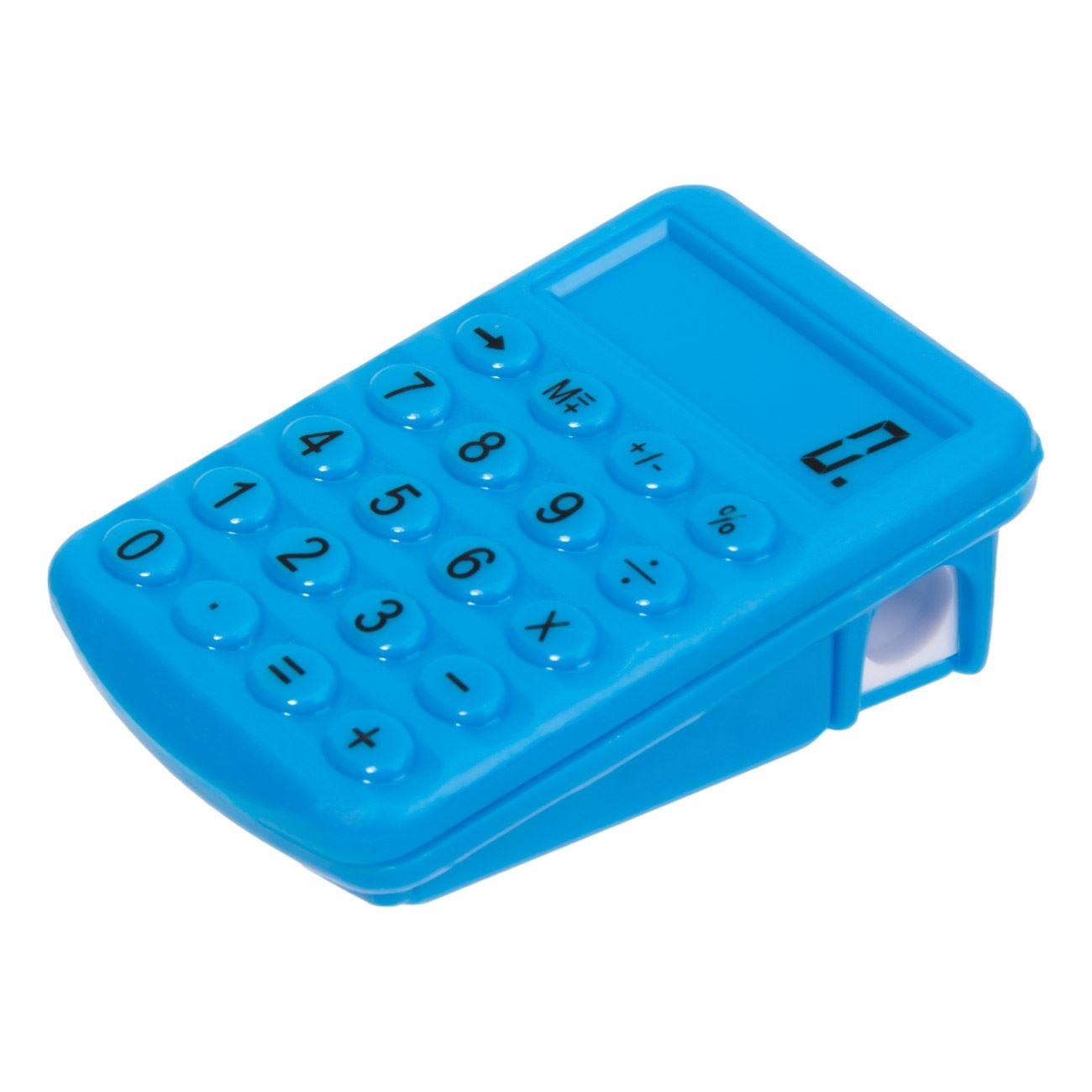 70a5f3d151 Ξύστρα Μονή Πλαστική Κομπιουτεράκι Μπλε 6 εκ.   Ξύστρες Διάφορα Σχέδια