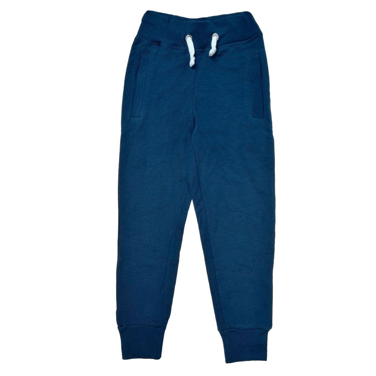 Παντελόνι Παιδικό Φούτερ Blue Navy   Παντελόνια Φούτερ για Αγόρια ... d1615538e3e