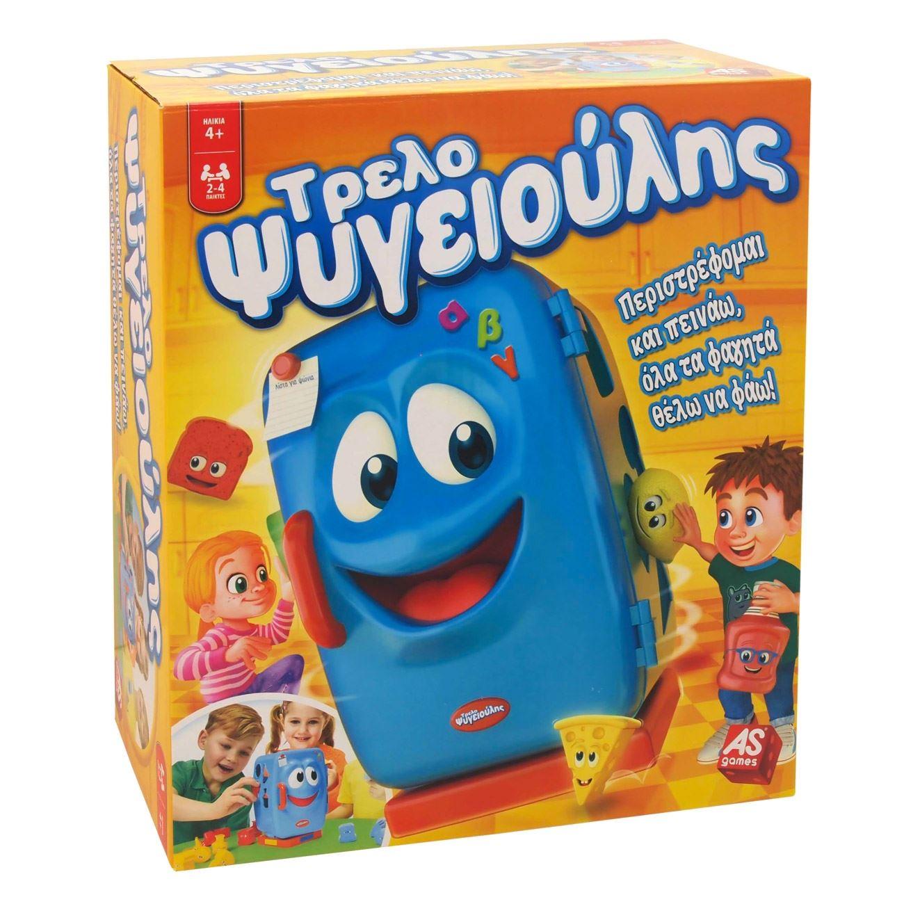 60992b7586b παιχνιδια για παιδια 2 ετων Jumbo   Επιτραπέζιο ΤρελοΨυγειούλης - AS <  Επιτραπέζια Ψυχαγωγίας Παιδικά .