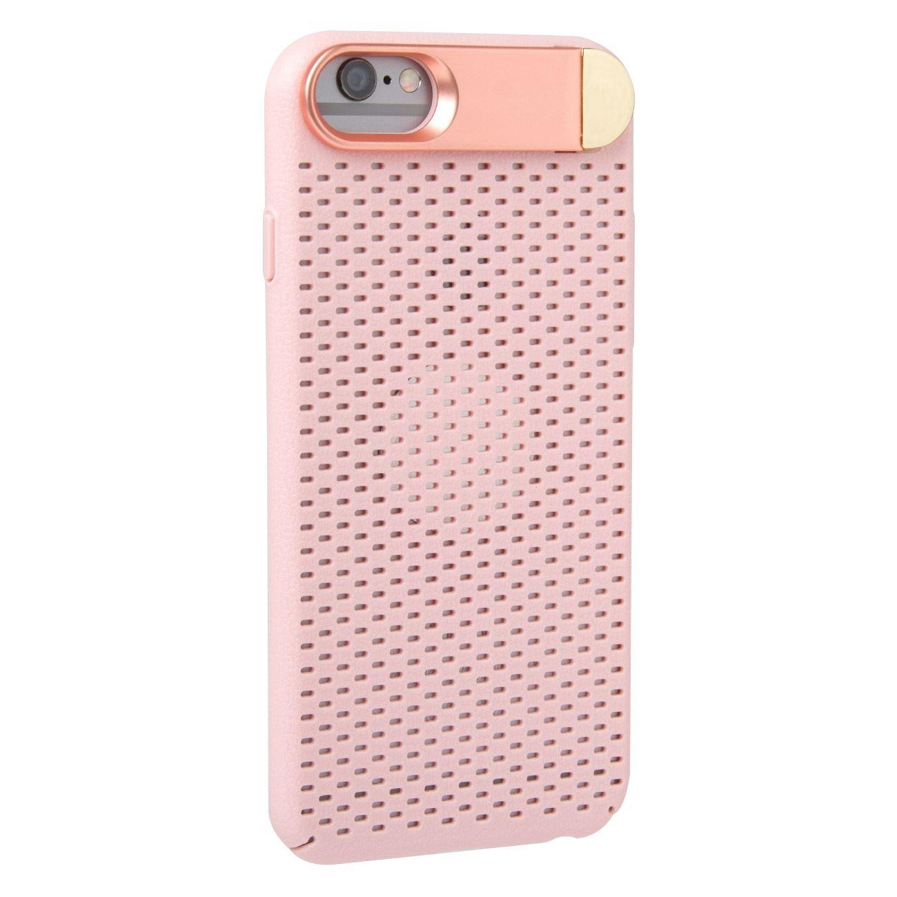daede9f1af Θήκη Κινητού με Stand Ροζ Μεταλλικό   Θήκες IPhone 6 6S 7 8