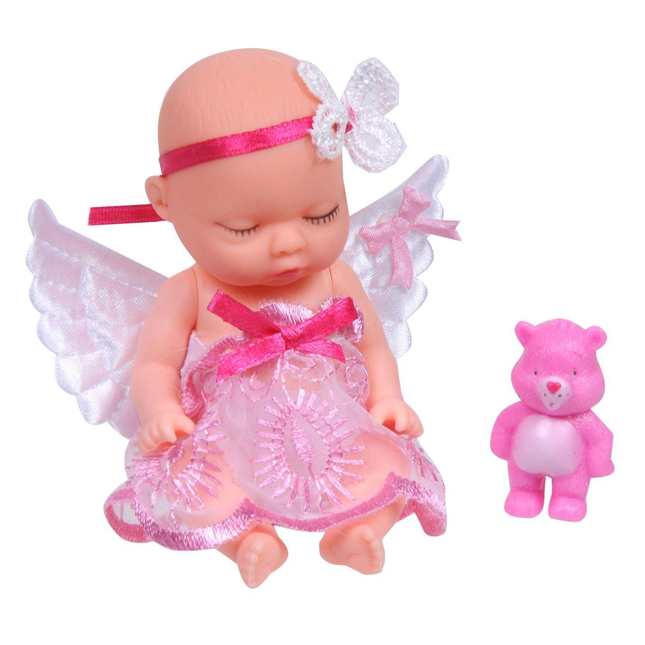 270fb1632b4 Κούκλα Μωρό Αγγελάκι < Μωράκια | Jumbo