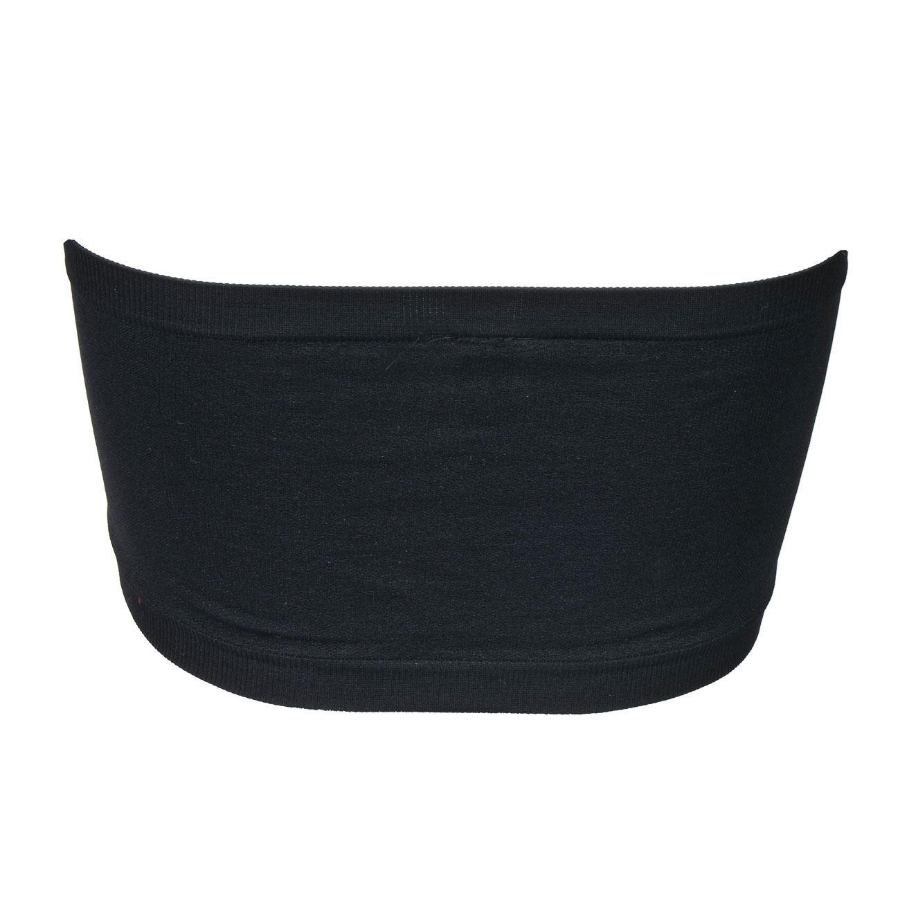 a033c6f448e4 Εσώρουχο Γυναικείο Τοπ Seamless Ενίσχυση Μαύρο - One Size ...