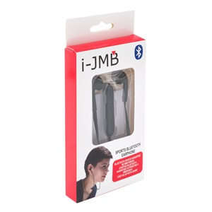 Handsfree Sports Bluetooth με Μικρόφωνο i-JMB