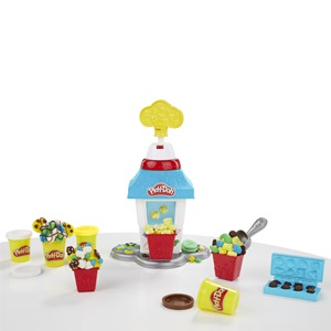 PLAYDOH Pop Corn Playset - Hasbro