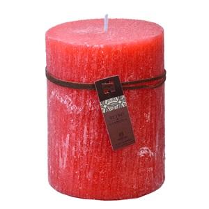 Lumânare roșie aromată 850 gr.