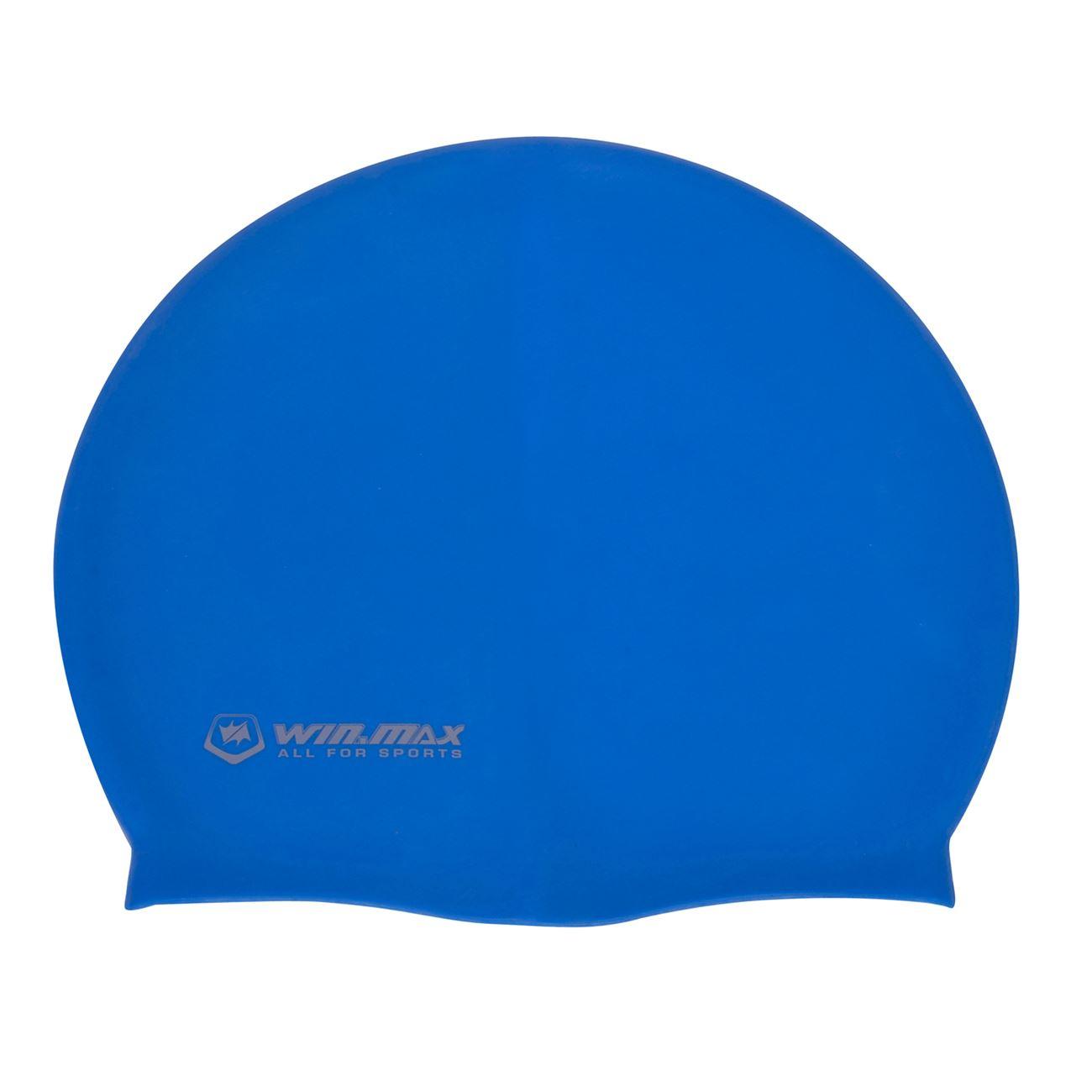 3350b72cb6f Σκουφάκι Κολύμβησης Σιλικόνης Μπλε