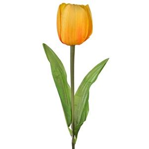 Tulipa galben 58 cm.