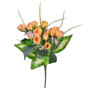 Buchet de flori Galben 28 cm