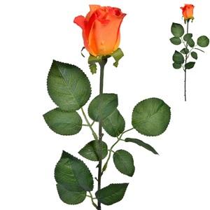 Trandafiri portocalii 60 cm.