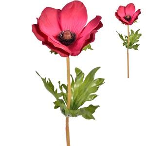 Anemone Red 37 cm