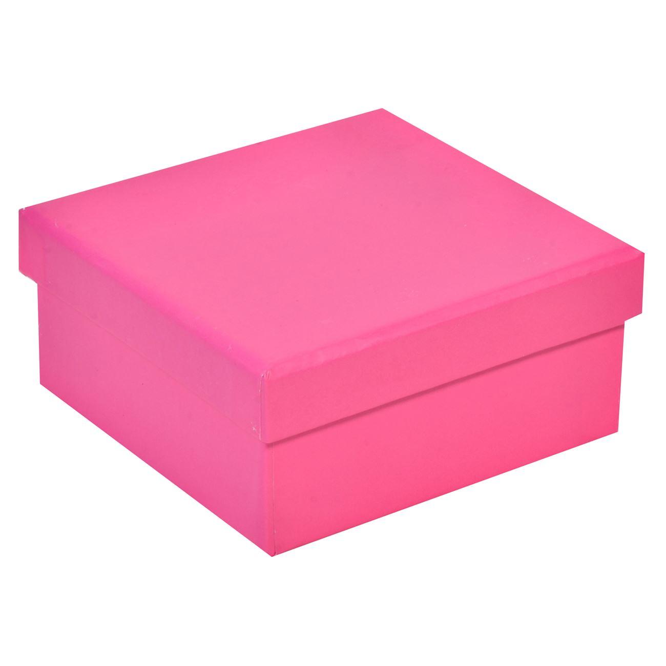 Κουτί Συσκευασίας Χάρτινο Φούξια 8x8x4.5   Κουτιά Χάρτινα Μίνι  5dbdb761946