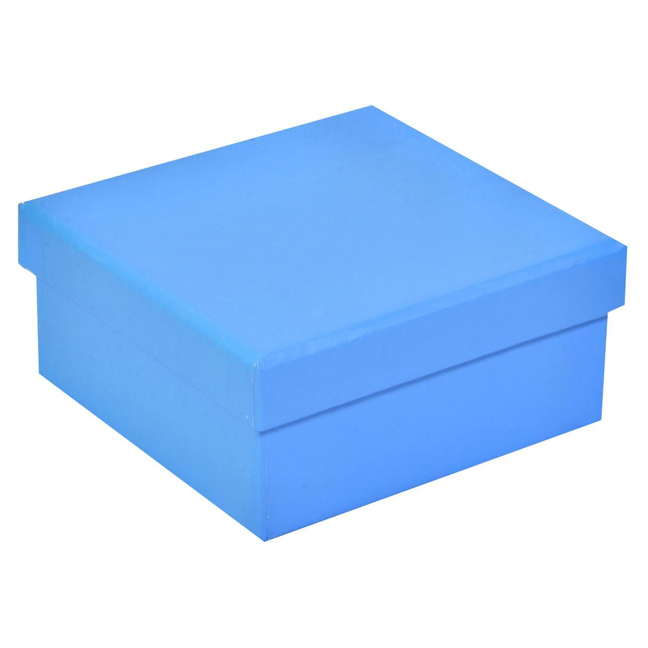 5d66b801b04f Κουτί Συσκευασίας Χάρτινο Τυρκουάζ 8x8x4.5   Κουτιά Χάρτινα Μίνι